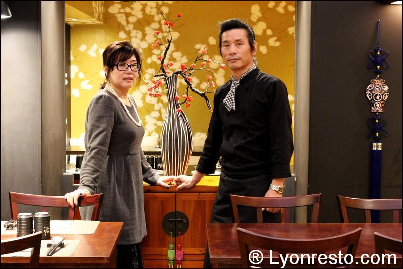 Le restaurant Gang Nam à 69002 Lyon recommandé