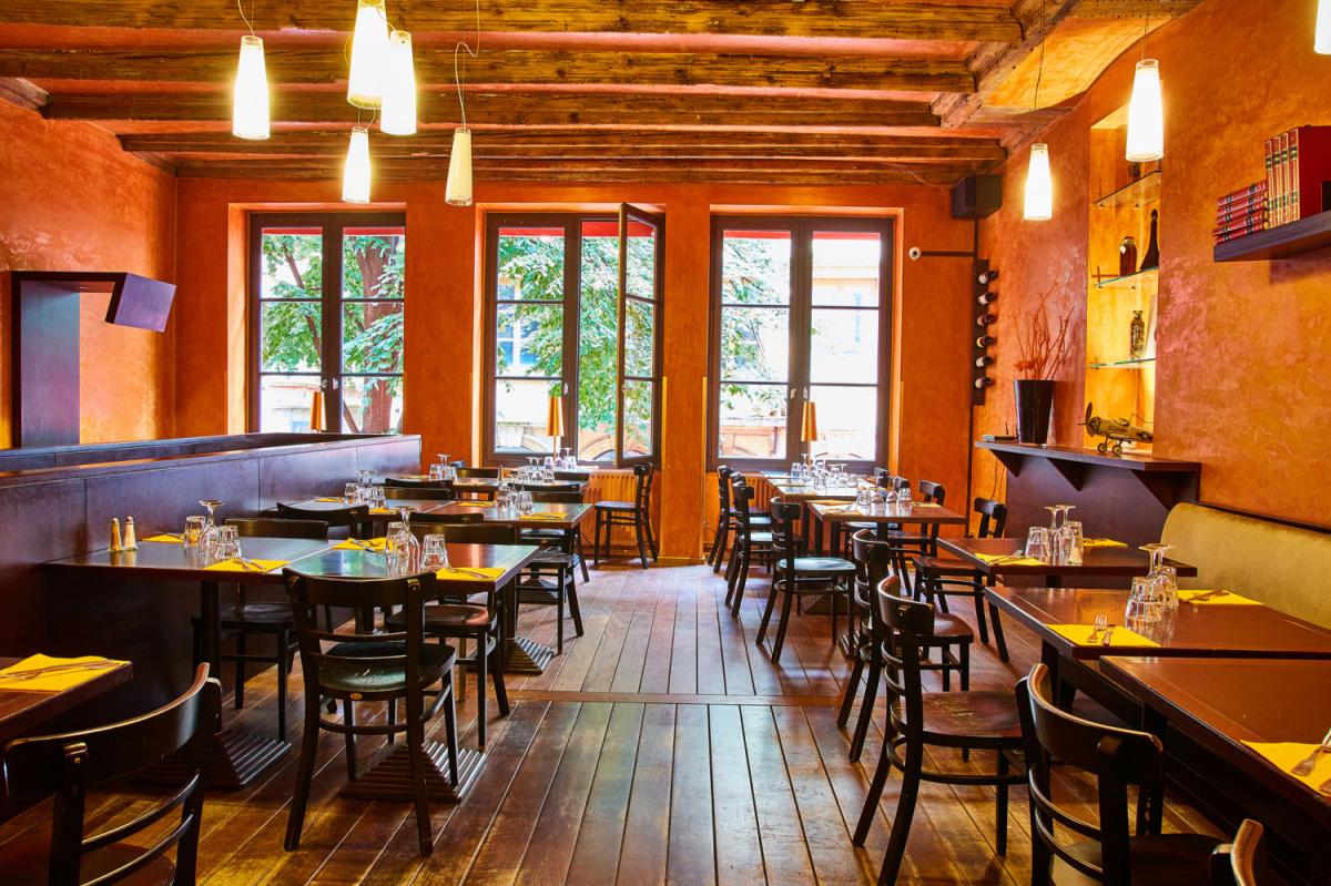 Le restaurant Giovany's Ristorante à 69005 Lyon recommandé