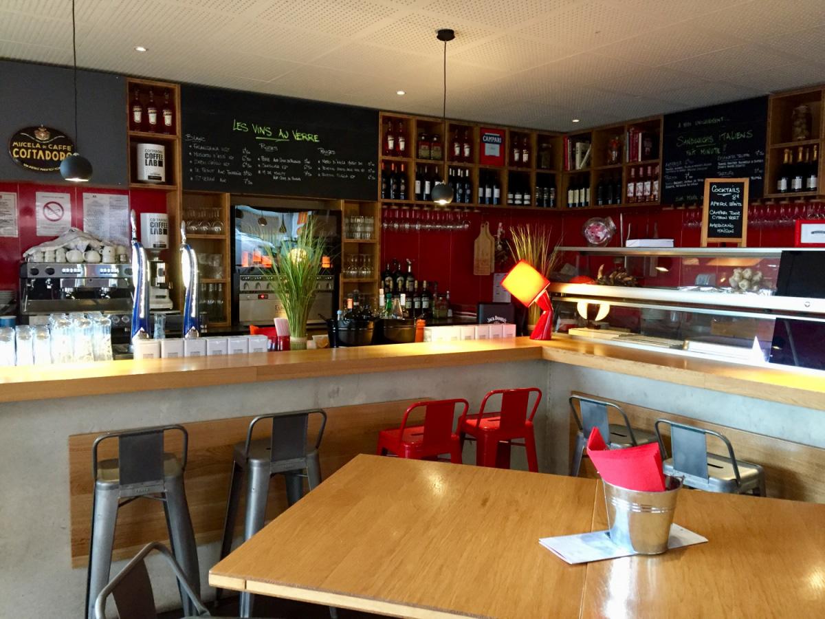 Le restaurant Giuseppe à 69001 Lyon recommandé
