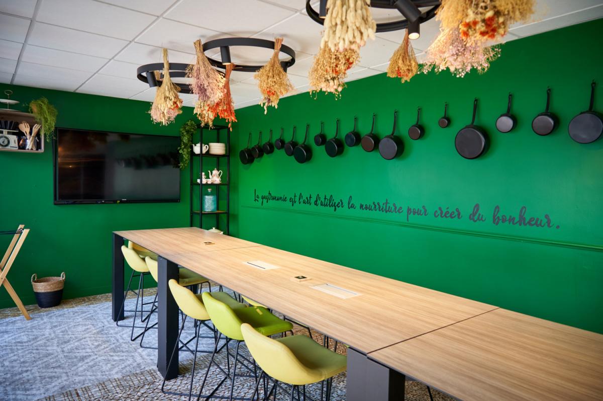Le restaurant Gourmet Bron - Brasserie Maison à 69500 Bron recommandé