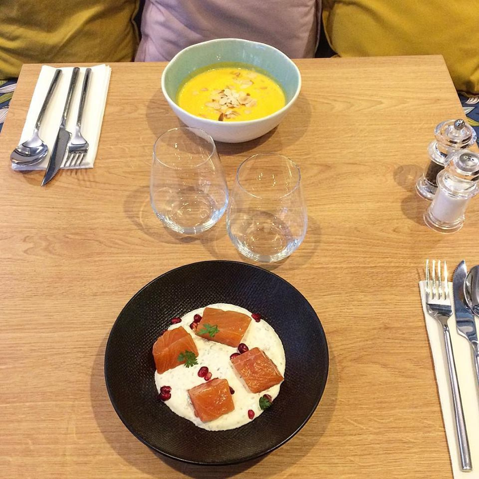 Le restaurant Hector à 69001 Lyon recommandé