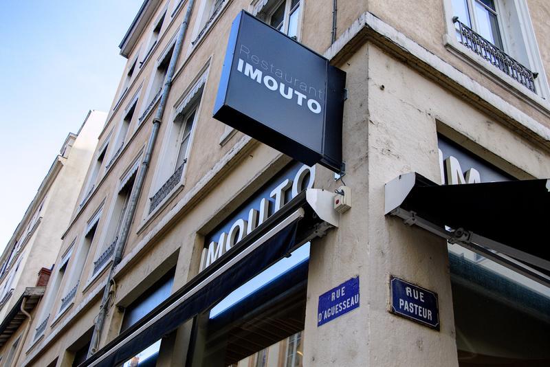 Le restaurant Imouto à 69007 Lyon recommandé
