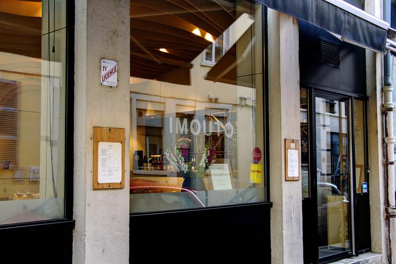Restaurant Voiturier Lyon