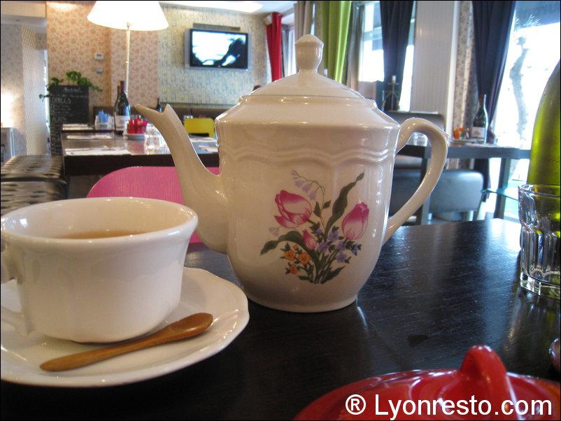 Le restaurant Indo Café à 69007 Lyon recommandé