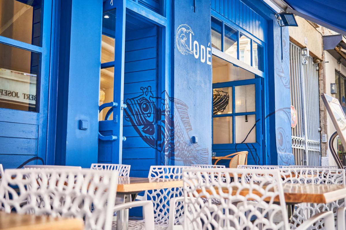 Le restaurant Iodé à 69002 Lyon recommandé