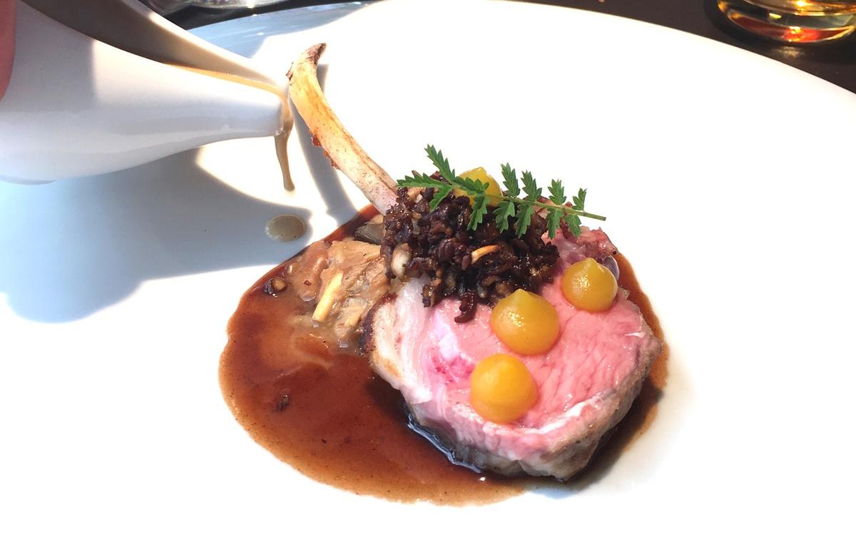 Le restaurant Jérémy Galvan Restaurant à 69005 Lyon recommandé
