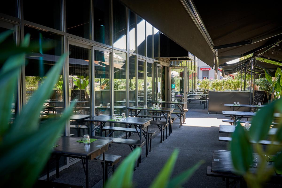 Le restaurant Jungle Café à 69002  Lyon recommandé
