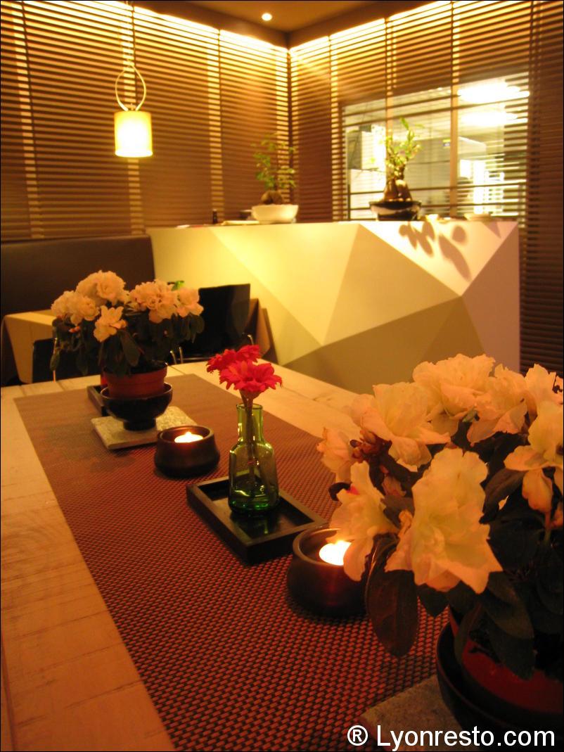 Le restaurant Kiozen à 69002 Lyon recommandé