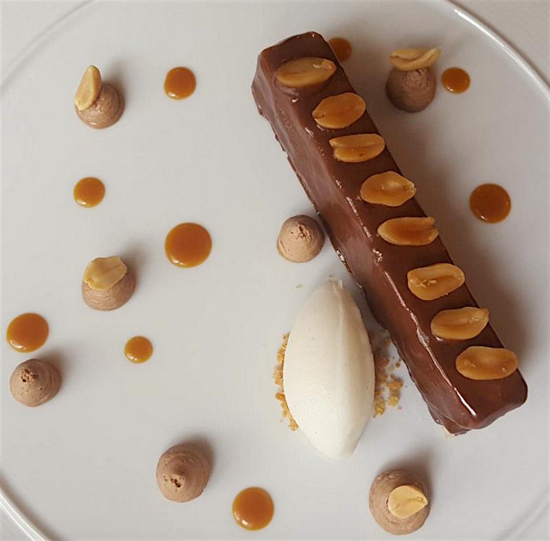 Le restaurant L'Alexandrin - Laurent Rigal à 69003 Lyon recommandé