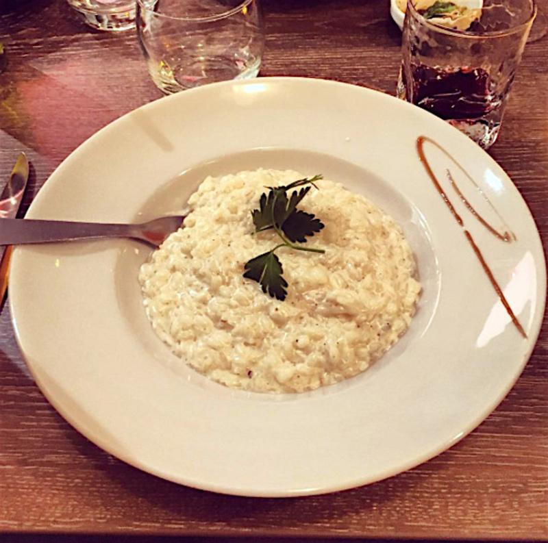 Le restaurant L'Allegria Tre à 69001 LYON recommandé