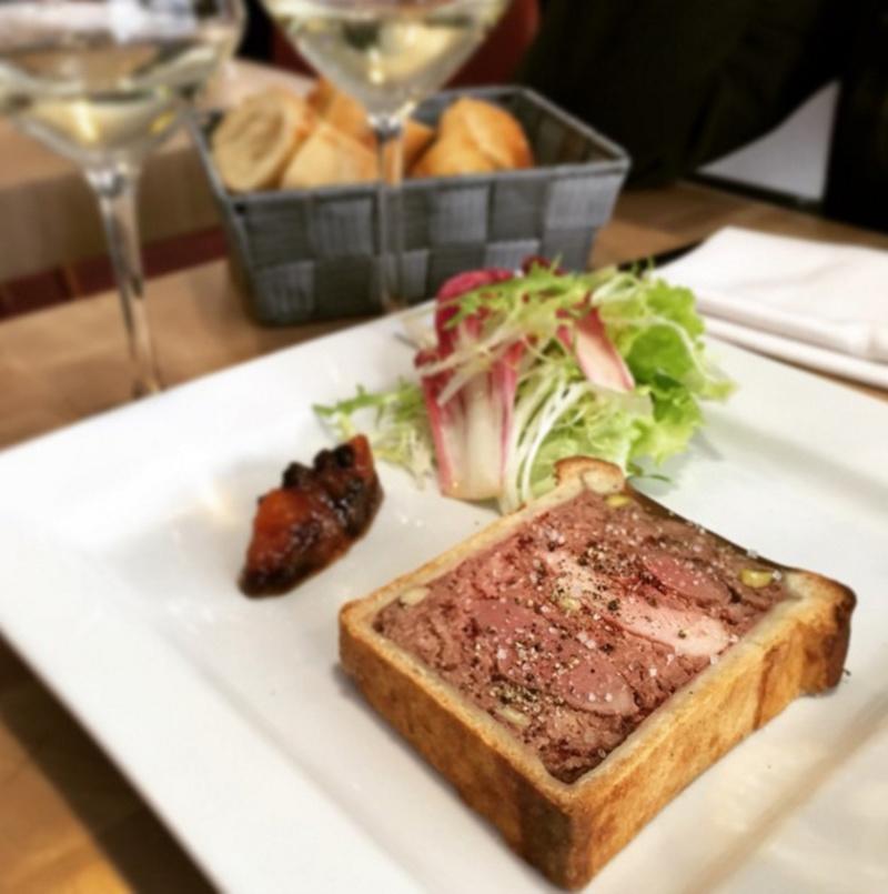 Le restaurant L'argot à 69006 Lyon recommandé