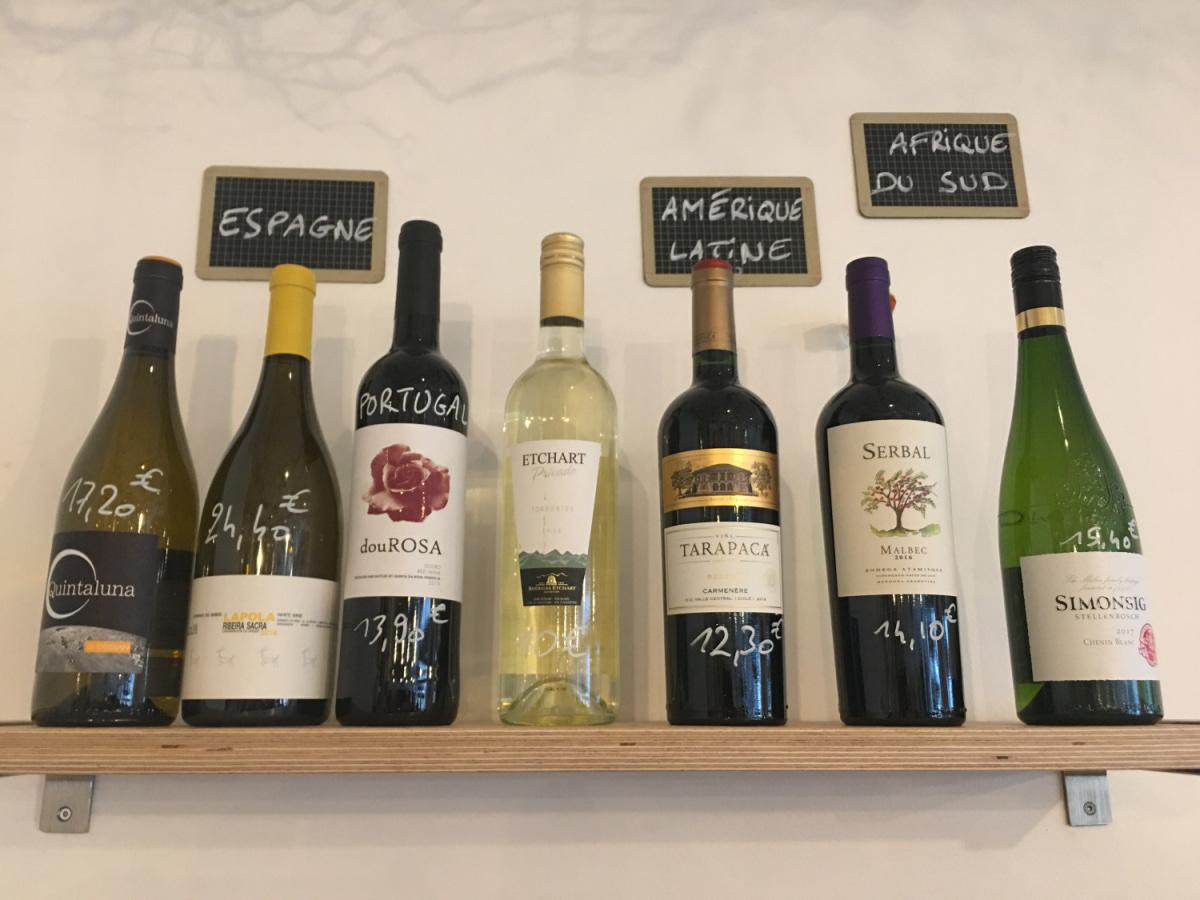 Le restaurant L'Assiette autour du Vin à 69003 Lyon recommandé