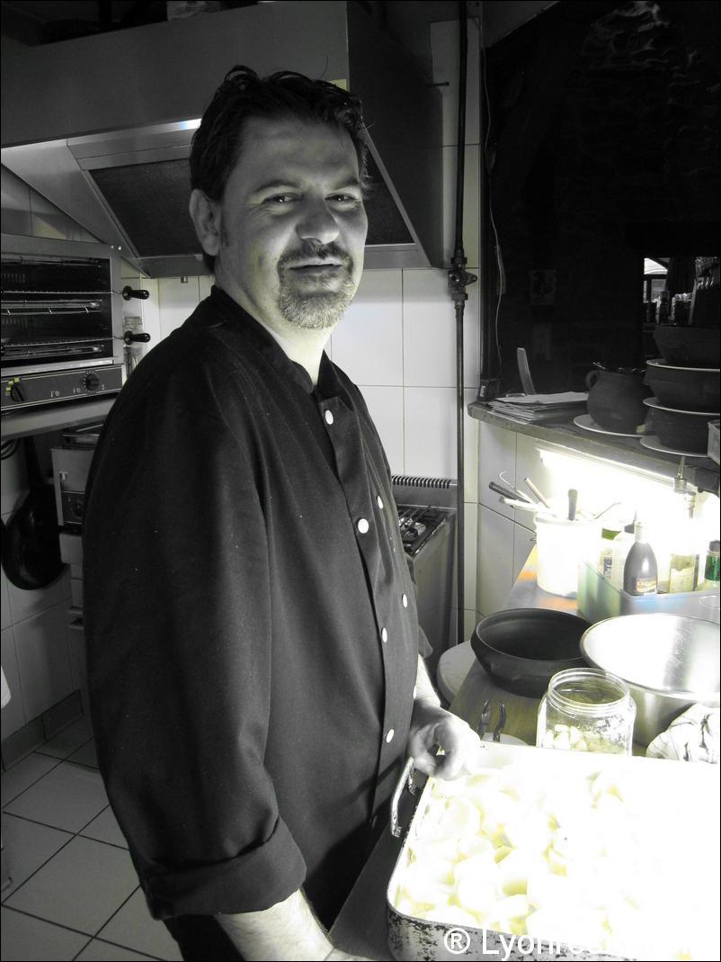 Le restaurant L'Auberge le Baladin à 69005 Lyon recommandé