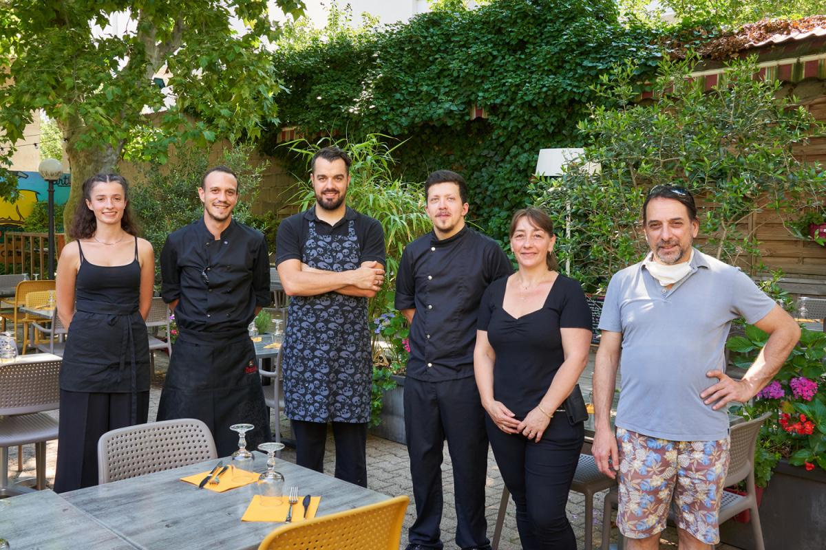Le restaurant L'Autre Monde à 69007 Lyon recommandé