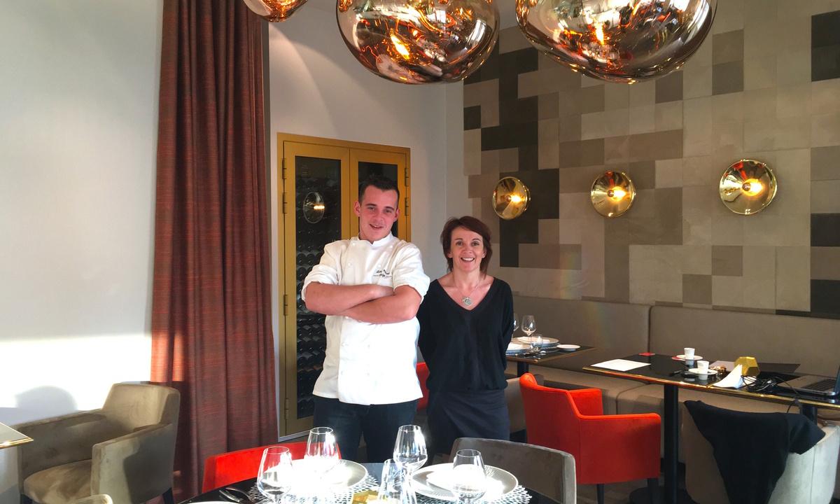 Le restaurant L'Éclat à 69001 Lyon recommandé