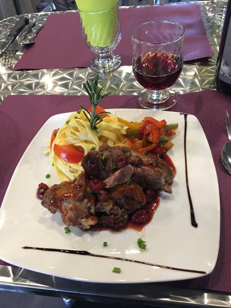 Le restaurant L'écrin Restaurant à 69720 Saint-Bonnet-de-Mure recommandé