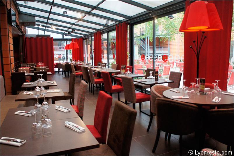 Le restaurant L'Endroit - Cité Internationale à 69006 Lyon recommandé
