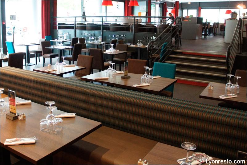 Le restaurant L'endroit  Lyon-Vaise à 69009 Lyon recommandé