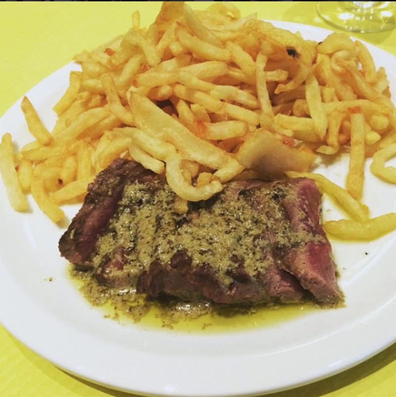 Le restaurant L'entrecôte à 69001 Lyon recommandé