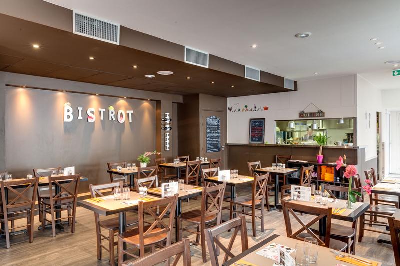 Le restaurant L'Esprit Bistrot Garibaldi à 69006 Lyon recommandé