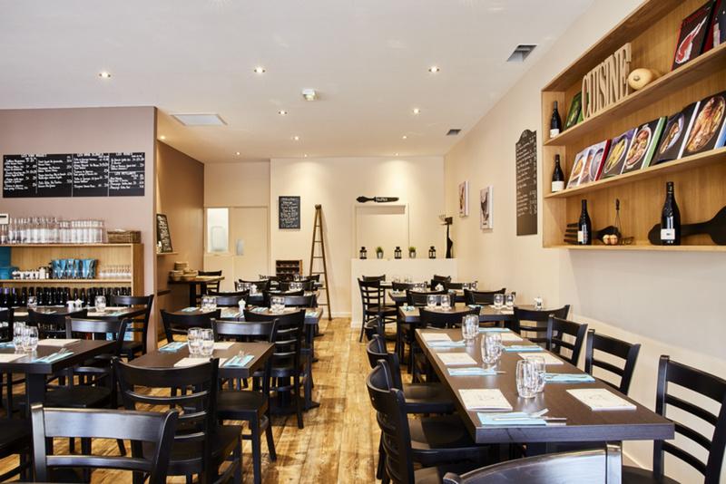 Restaurant Rue Garibaldi Lyon