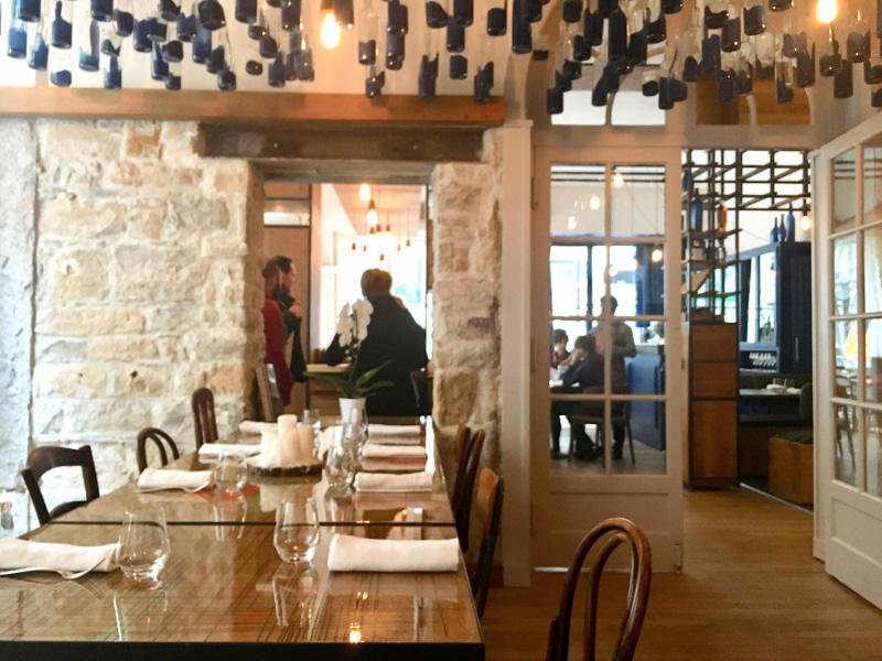 Le restaurant L'Établi à 69002 Lyon recommandé