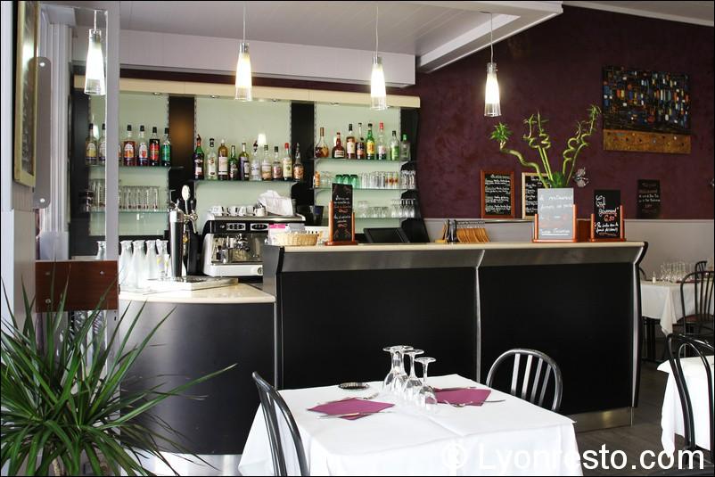Le restaurant L'harmonie des saveurs à 69003 Lyon recommandé