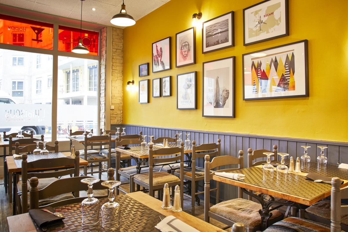 Le restaurant L'Hibiscus à 69007 Lyon recommandé
