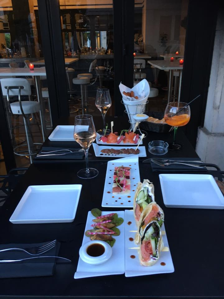 Le restaurant L'Inédit à 69006 Lyon recommandé