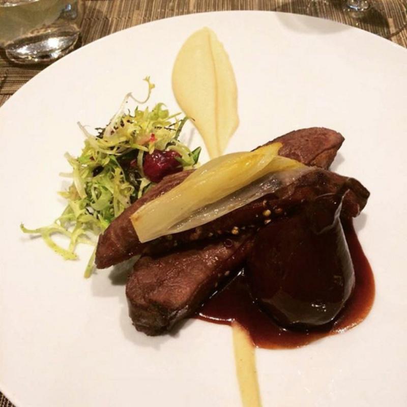 Le restaurant L'Institut - restaurant école Paul Bocuse à 69002 Lyon recommandé