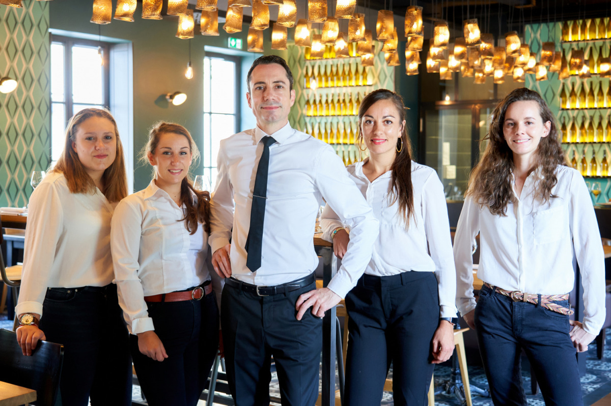 Le restaurant L'Octave à 69009 Lyon recommandé
