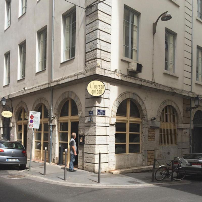 Le restaurant L'ourson qui boit à 69001 Lyon recommandé
