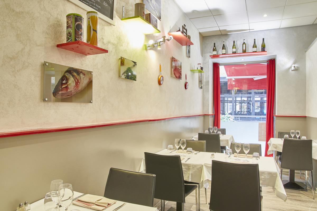 Le restaurant La 5ème saison à 69002 Lyon recommandé