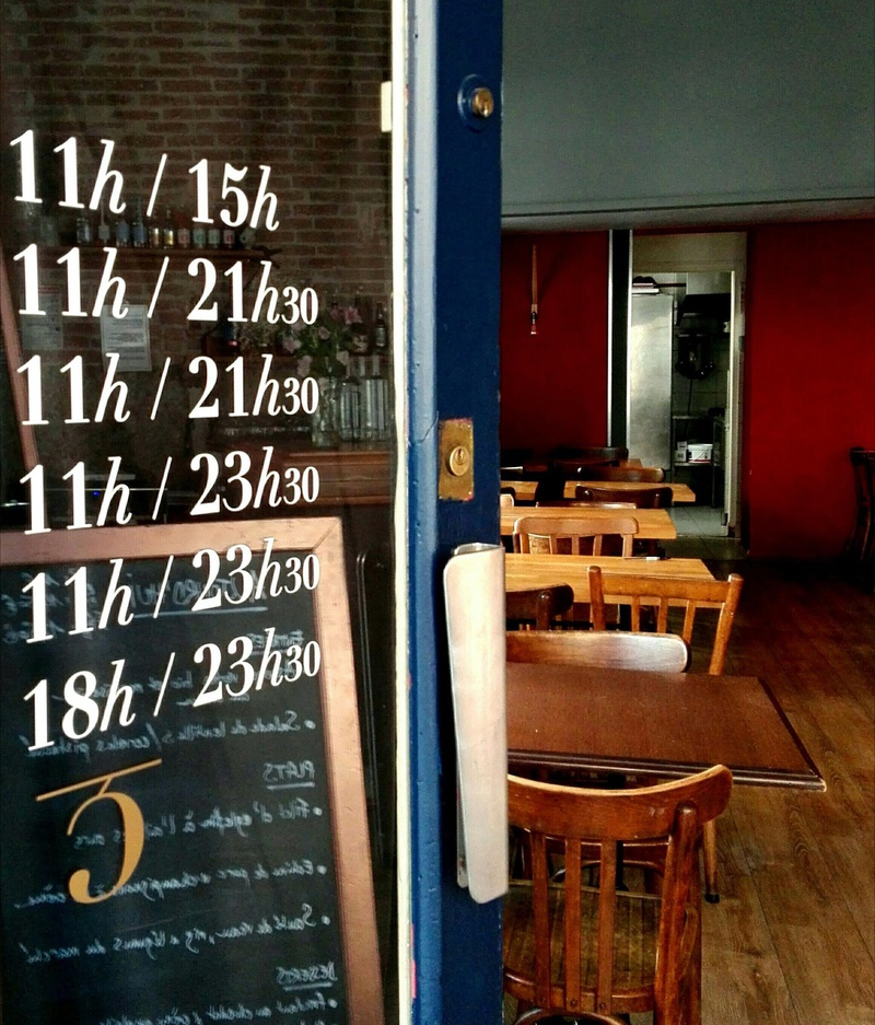 Le restaurant La Balançoire à 69003 Lyon recommandé