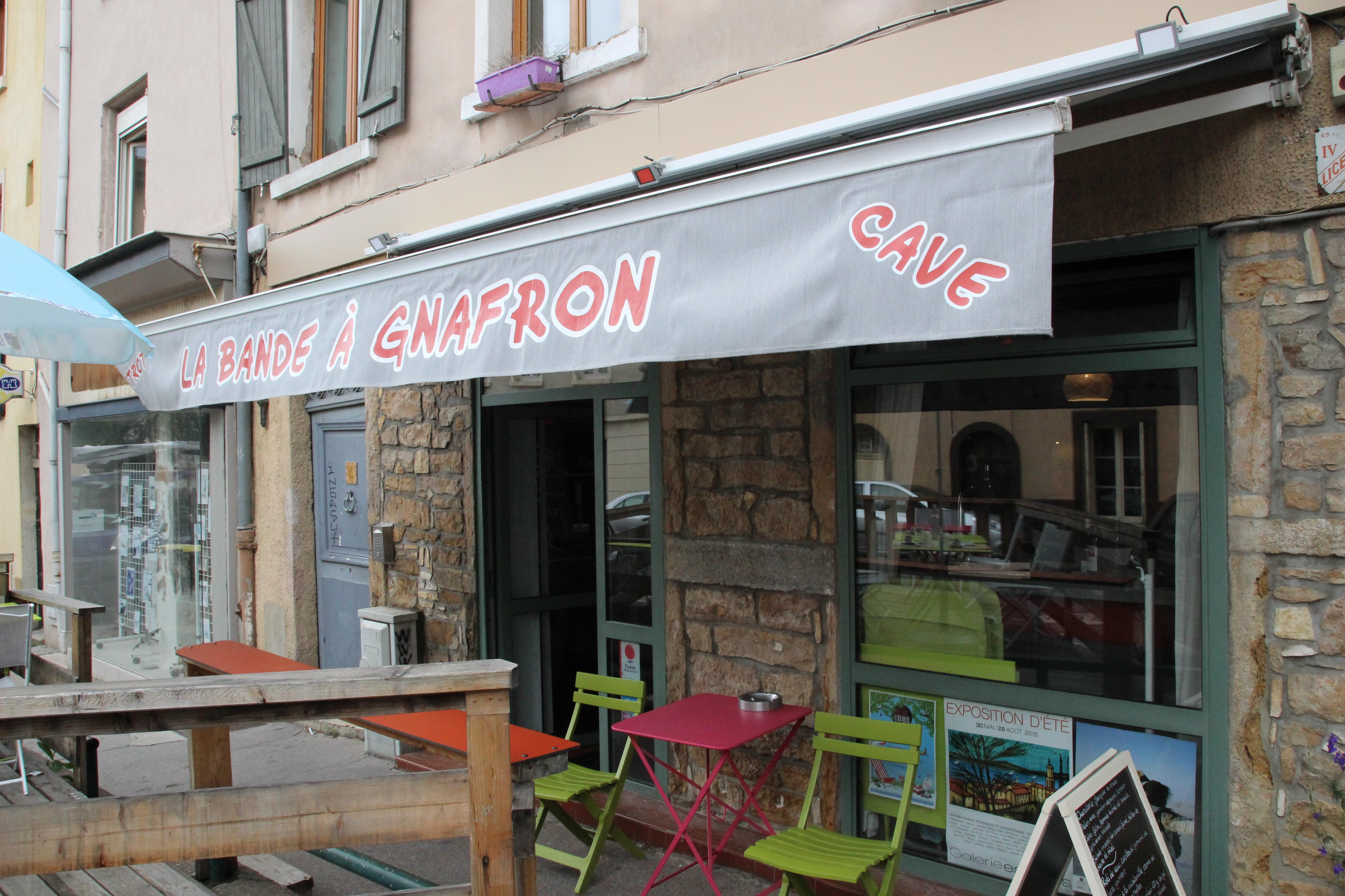 Le restaurant La Bande à Gnafron à 69005 Lyon recommandé