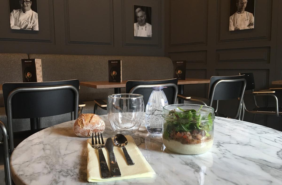 Le restaurant La Boutique - Nos Bons Plats à 69006 Lyon recommandé