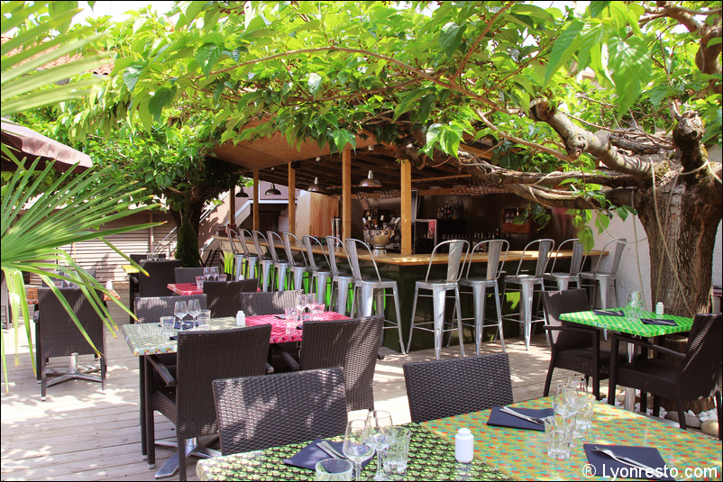 Le restaurant La Cambuse à Arlette à 69160 Tassin la demi Lune recommandé