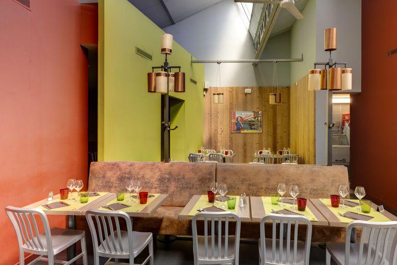 Le restaurant La Cantina à 69800 Saint-Priest recommandé