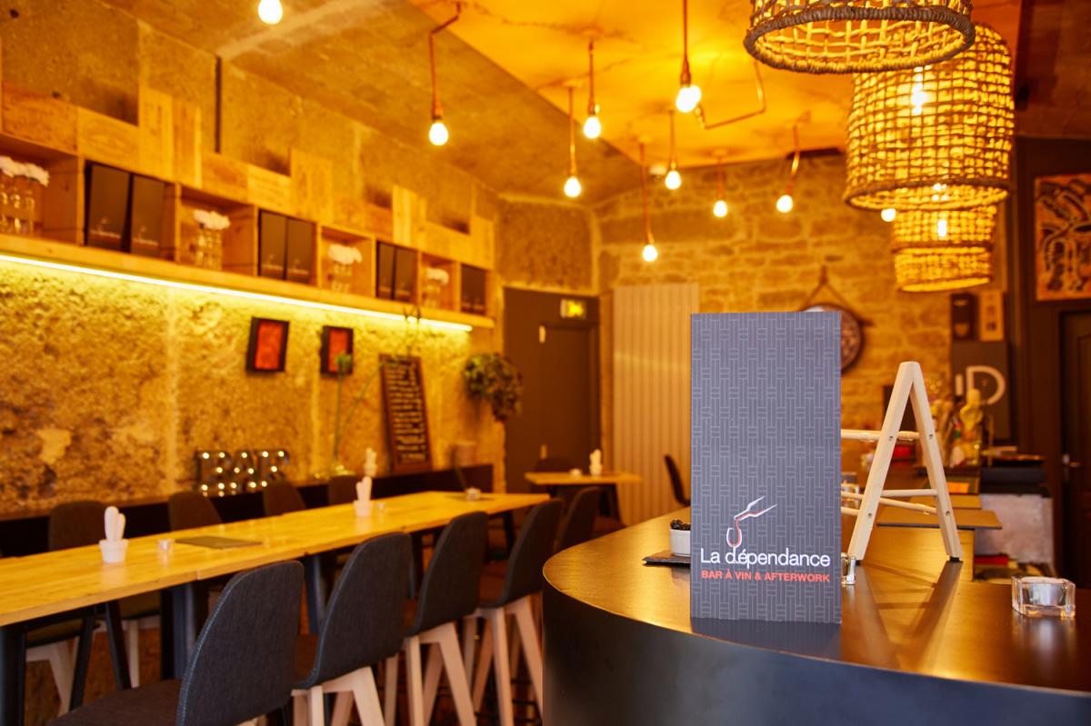 Le restaurant La Dépendance à 69002 Lyon recommandé