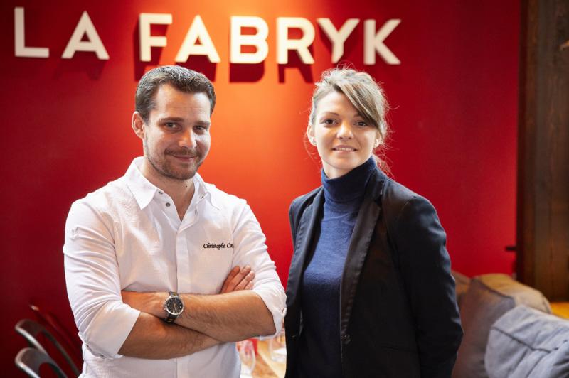 Le restaurant La Fabryk à 69008 Lyon recommandé