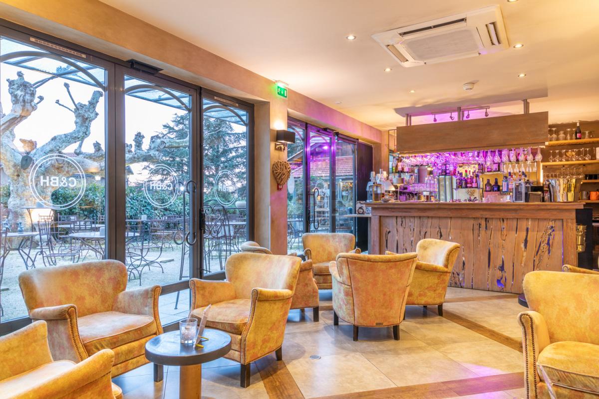 Le restaurant La Gentilhordière à 69760 Limonest recommandé