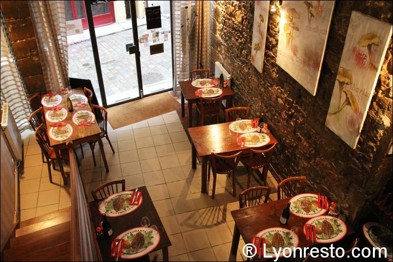 Le restaurant La Morille à 69005 Lyon recommandé