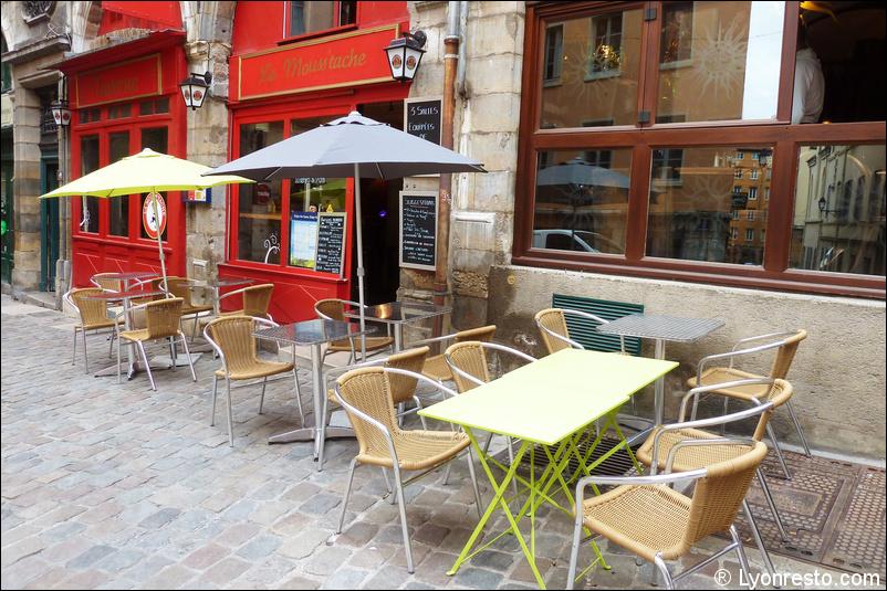 Le restaurant La Mouss'tache à 69005 Lyon recommandé