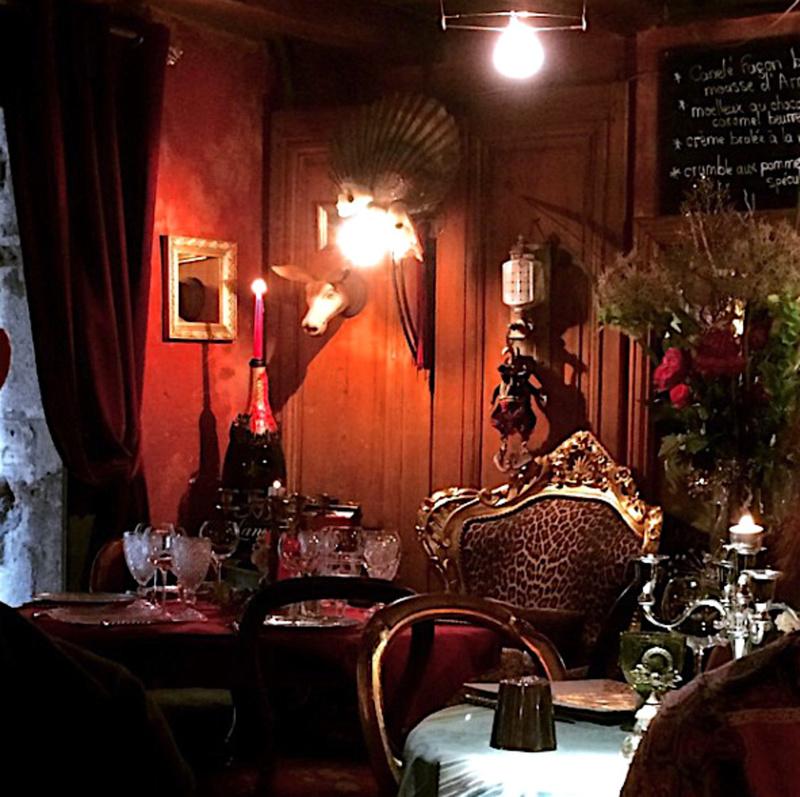 La Nef Des Fous Restaurant Lyon