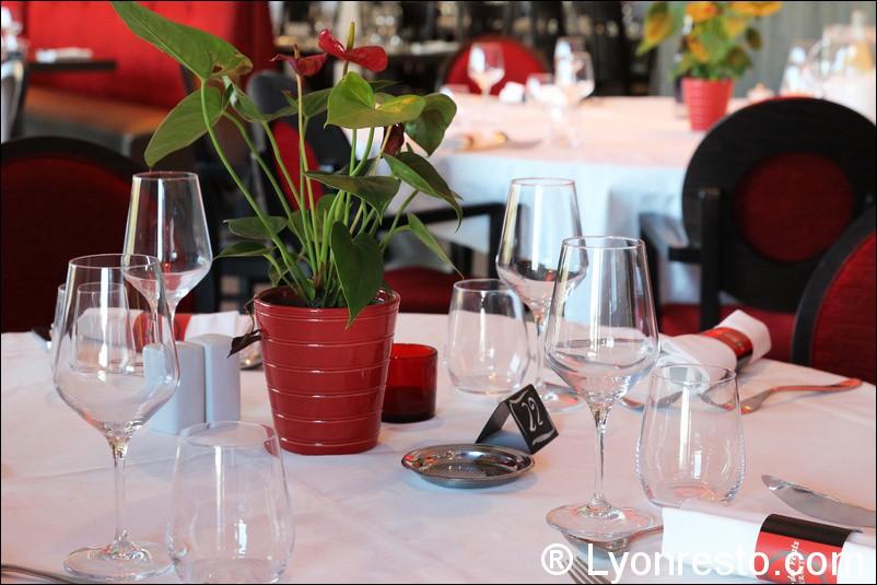 La Rose Des Vents - Restaurant Saint-priest