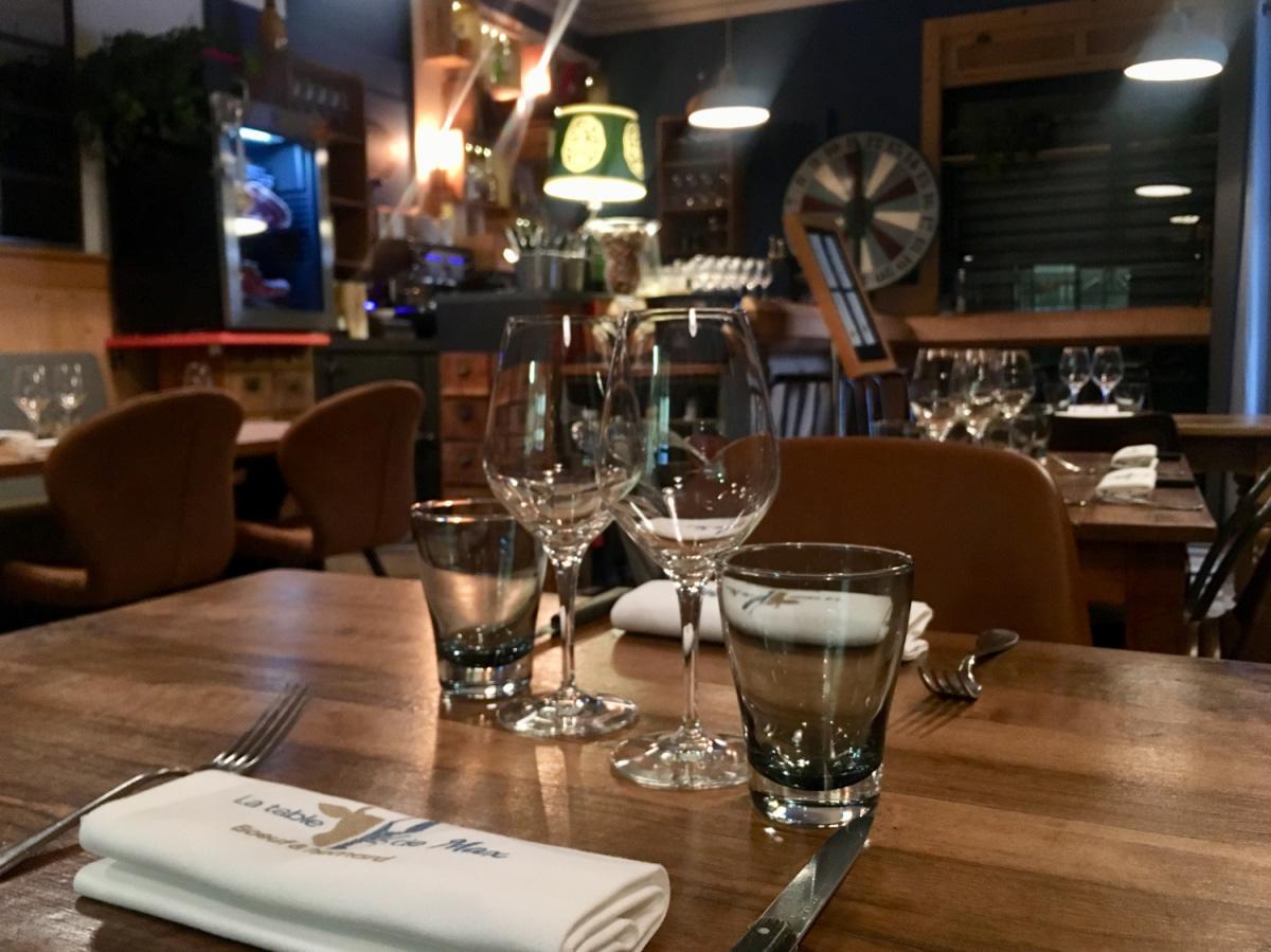 Le restaurant La Table de Max à 69007 Lyon recommandé