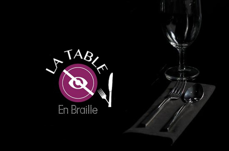 Le restaurant La Table en Braille à 69006 Lyon recommandé