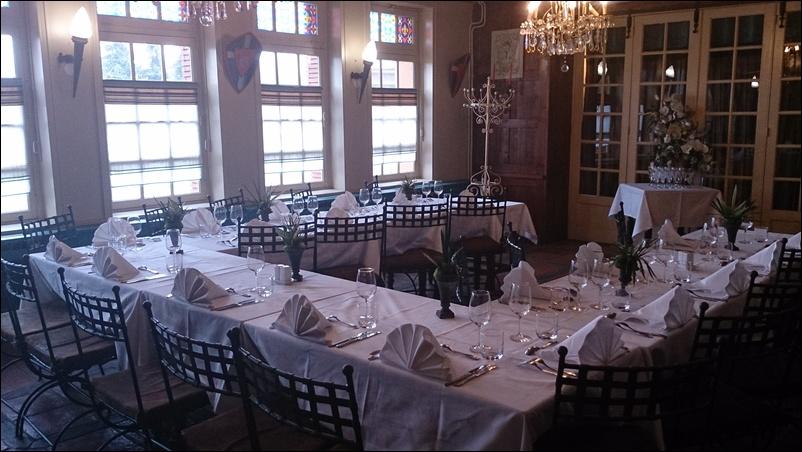 Le restaurant La Tablée Médiévale à 69380 Civrieux-d'Azergues recommandé