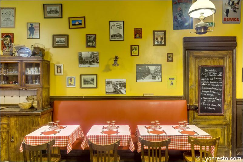 La Tete De Lard Restaurant Lyon