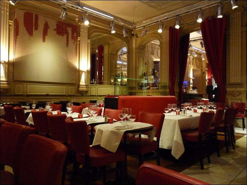 Le restaurant Le Bar Américain à 69002 Lyon recommandé